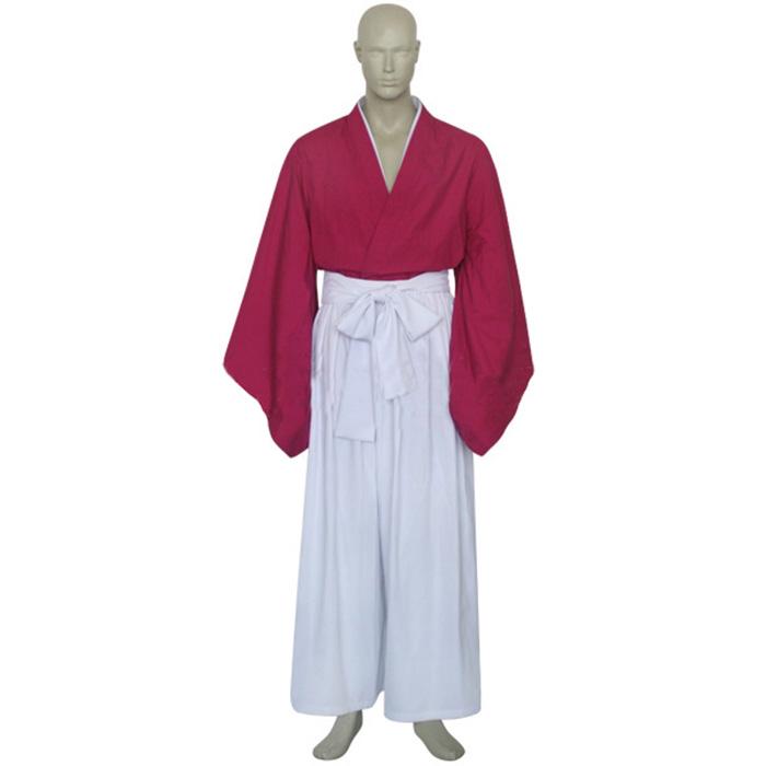 Rurouni Kenshin Himura Cosplay Jelmez Karnevál