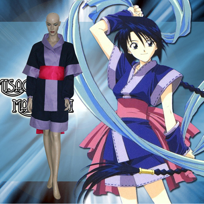 Rurouni Kenshin Misao Makimachi Cosplay Costumes London