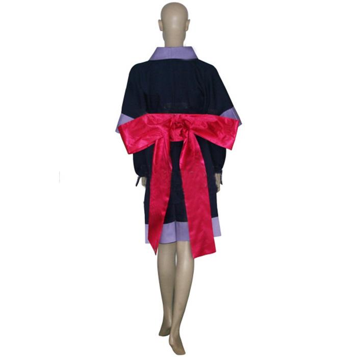 Rurouni Kenshin Misao Makimachi Cosplay Jelmez Karnevál