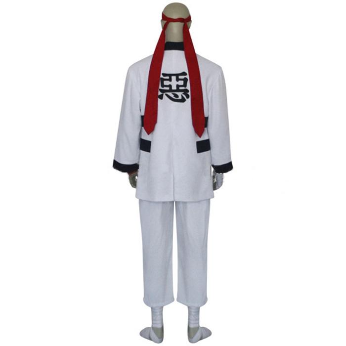 Rurouni Kenshin Sanosuke Sagara Cosplay Kostume Fastelavn