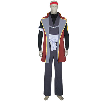 Luxury Rurouni Kenshin Captain Sagara Cosplay Costumes Wellington