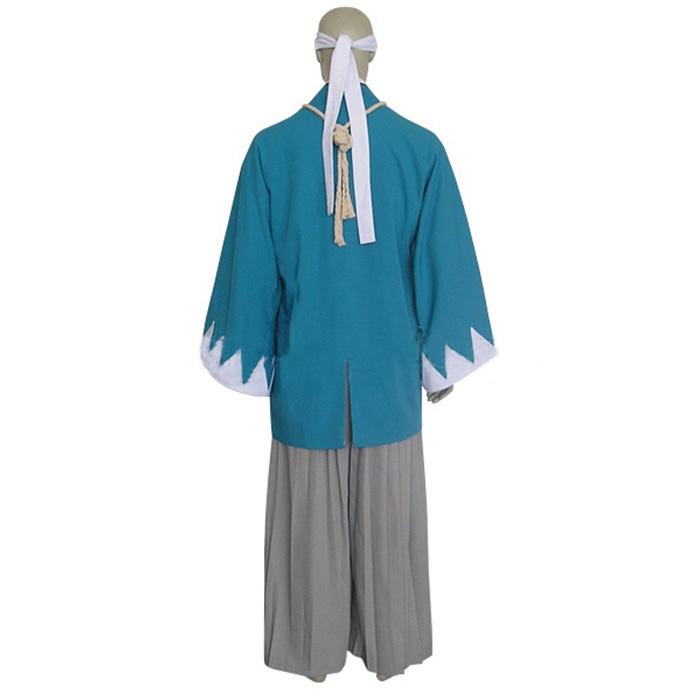 Rurouni Kenshin Saito Hajime Shinsengumi Cosplay Outfits