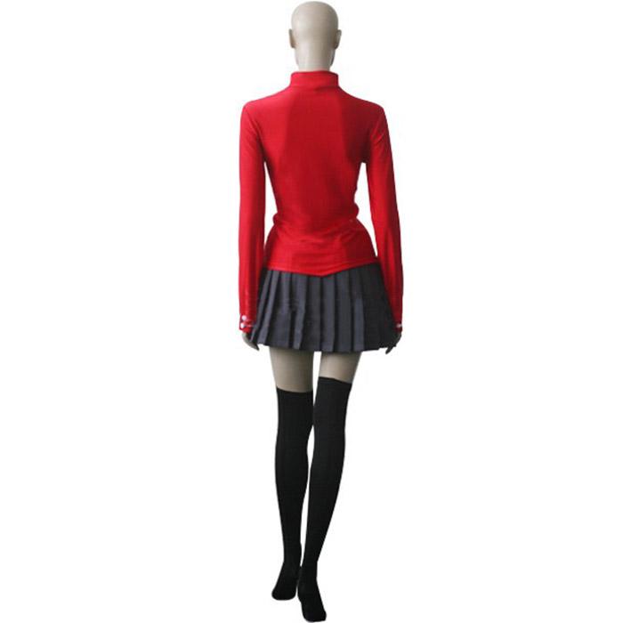 Luxury Fate/stay night Tohsaka Rin Cosplay Costumes Wellington
