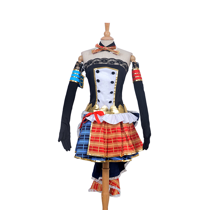 Déguisements LoveLive! Nozomi Tojo Maid Costume Carnaval Cosplay