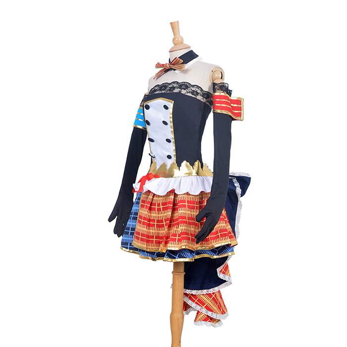Luxury LoveLive! Nozomi Tojo Maid Cosplay Costumes Wellington