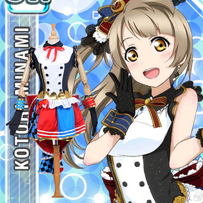 Top LoveLive! Kotori Minami Maid Cosplay Costumes Sydney