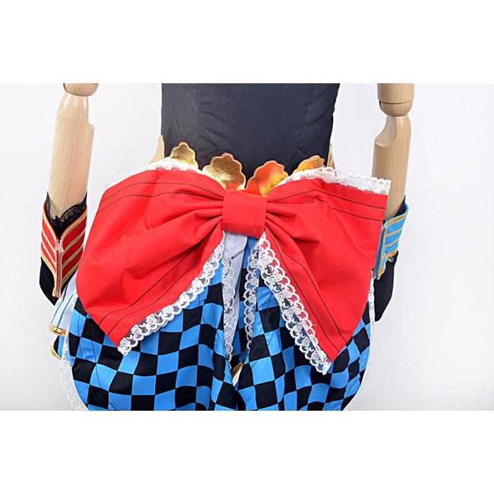 Luxury LoveLive! Nico Yazawa Maid Cosplay Costumes Wellington