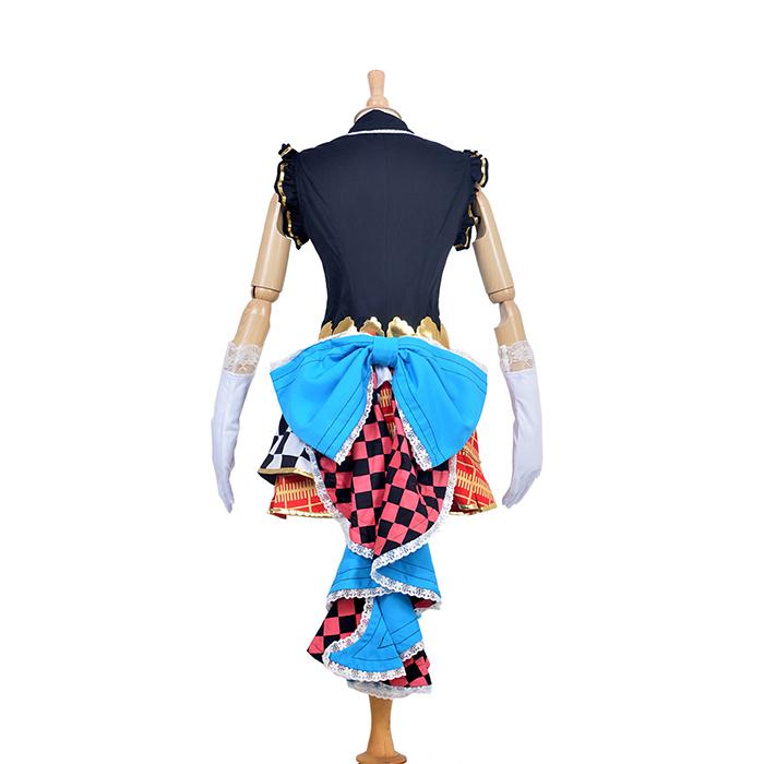 Luxury LoveLive! Hanayo Koizumi Maid Cosplay Costumes Wellington