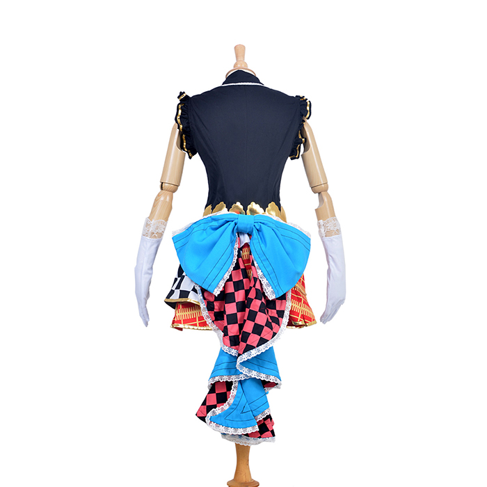 Déguisements LoveLive! Hanayo Koizumi Maid Costume Carnaval Cosplay