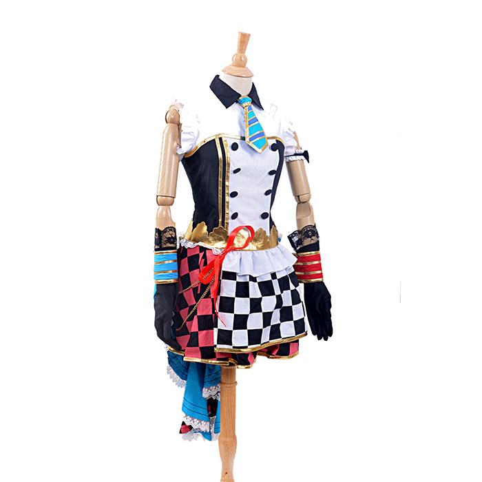Top LoveLive! Rin Hoshizora Maid Cosplay Costumes Sydney