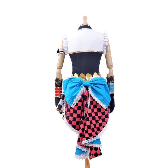 Déguisements LoveLive! Rin Hoshizora Maid Costume Carnaval Cosplay