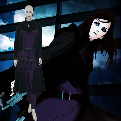 Ergo Proxy Re-L Mayer Cosplay Kostume Fastelavn