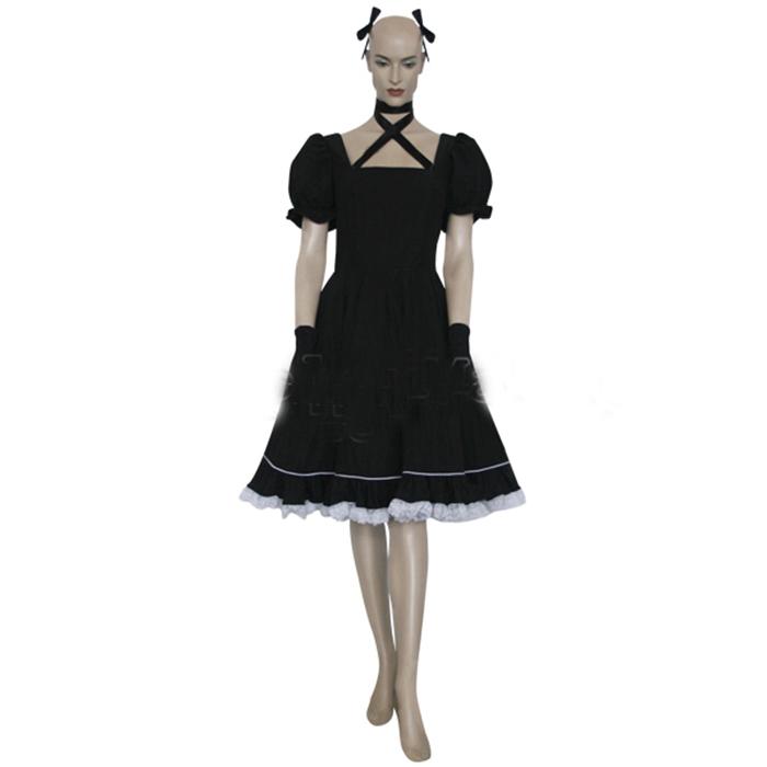 xxxHolic Ame-Warashi Cosplay Kostume Fastelavn