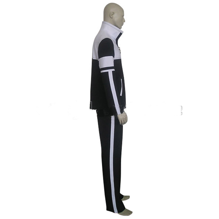 Déguisements Black Blood Brothers Zelman Clock Costume Carnaval Cosplay