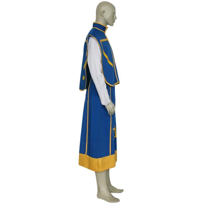 Luxury Hunter × Hunter cool Kurapika Cosplay Costumes Wellington