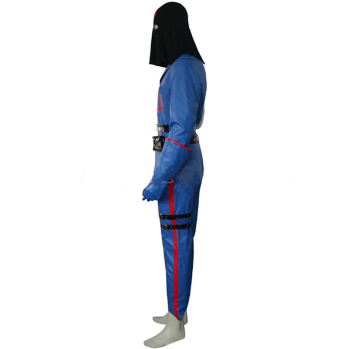 G.I. Joe The Rise of Cobra Cobra Commander Cosplay asut Naamiaisasut