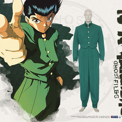 Yu Yu Hakusho Cosplay Outfits Clothing