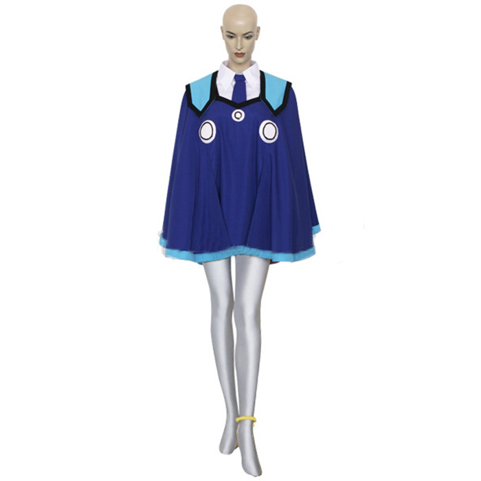 Déguisements Outlaw Star Melfina Costume Carnaval Cosplay