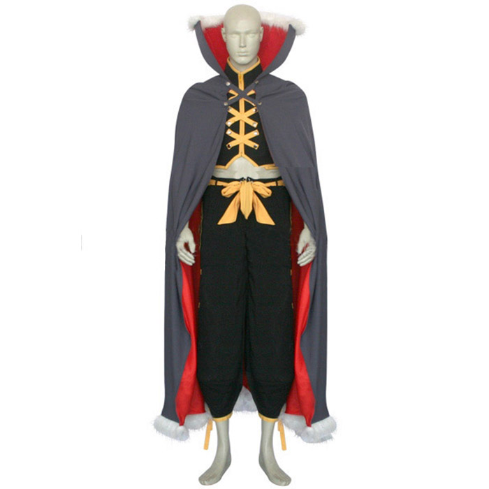 Luxury Shaman King Ren Tao Cosplay Costumes Wellington