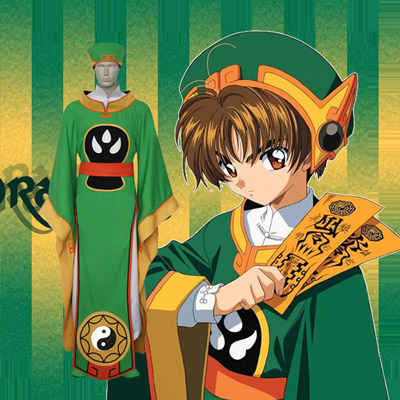 Cardcaptor Sakura Li Syaoran Cosplay Costumes London