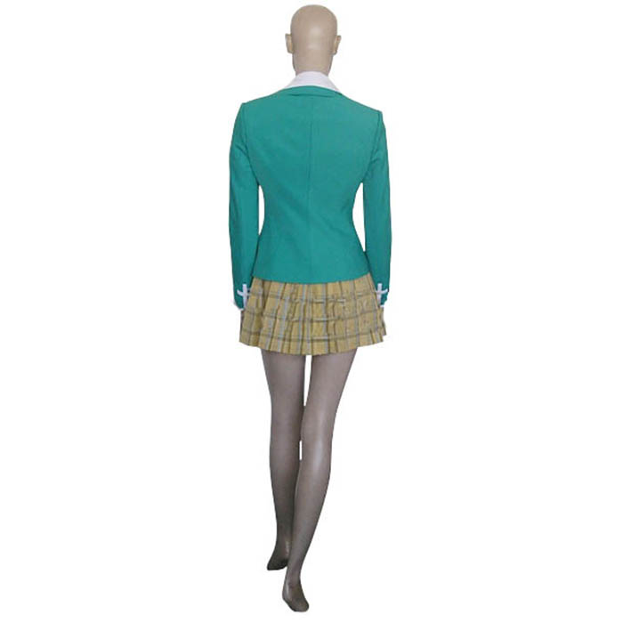 Luxury Rosario + Vampire Moka Akashiya Cosplay Costumes Wellington