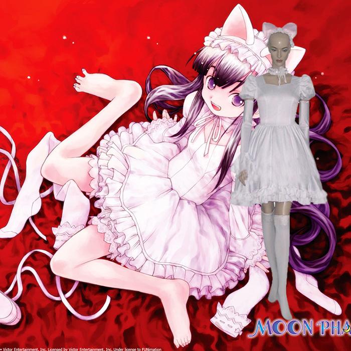 Déguisements Tsukuyomi Moon Hazaki Luna Costume Carnaval Cosplay