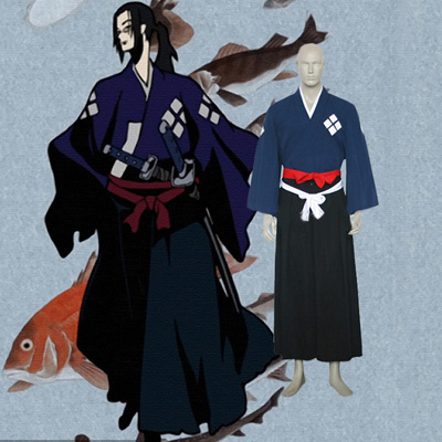 Luxury Samurai Champloo Jin Cosplay Costumes Wellington