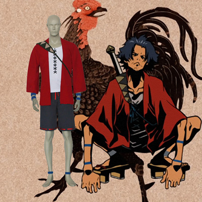 Samurai Champloo Mugen Cosplay Costumes London