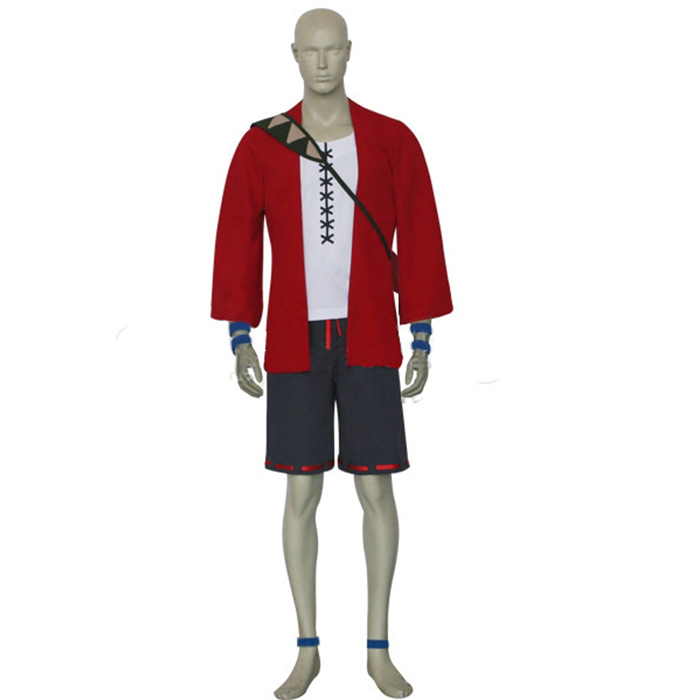 Luxury Samurai Champloo Mugen Cosplay Costumes Wellington