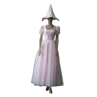 The Good Witch Cosplay Kostume Tøj Fastelavn