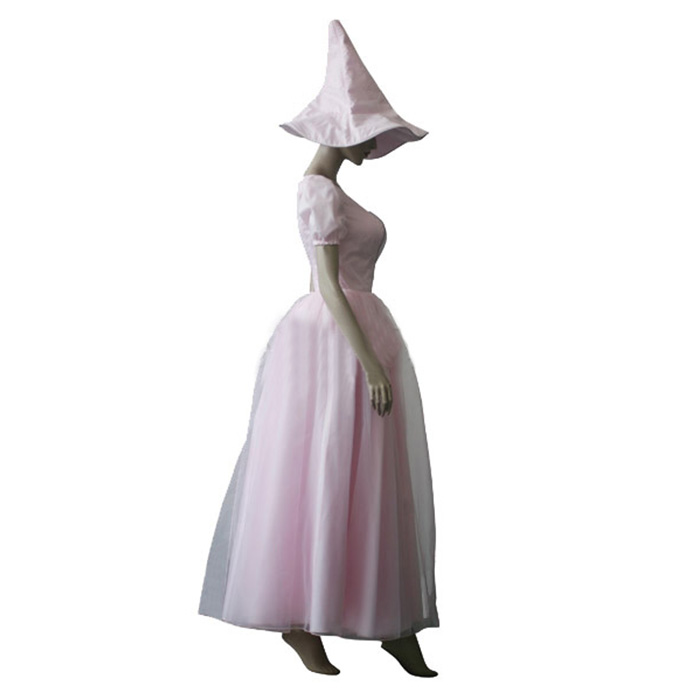 The Good Witch Cosplay asut Vaatetus Naamiaisasut