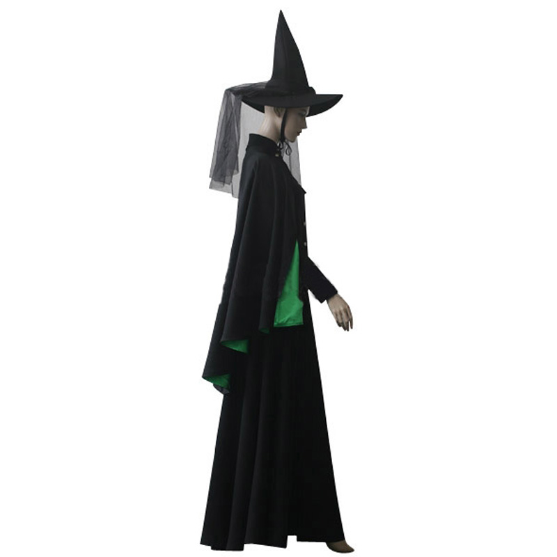 Déguisements The Wicked Witch of the West Costume Carnaval Cosplay
