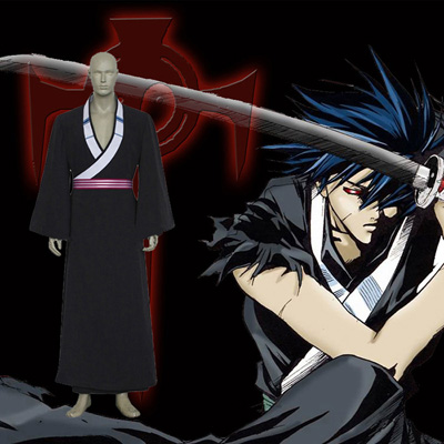 Samurai Deeper Kyo Demon Eyes Kyo Cosplay Costume Carnaval