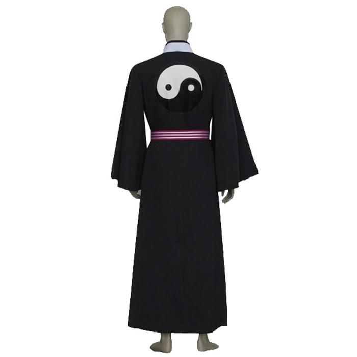 Samurai Deeper Kyo Demon Eyes Kyo Cosplay Jelmez Karnevál