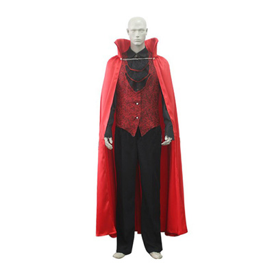 Devil Demon Elite Cosplay Traje Clothing Carnaval