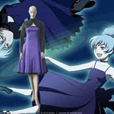 Darker than Black Contractor Silver Cosplay Costume Carnaval