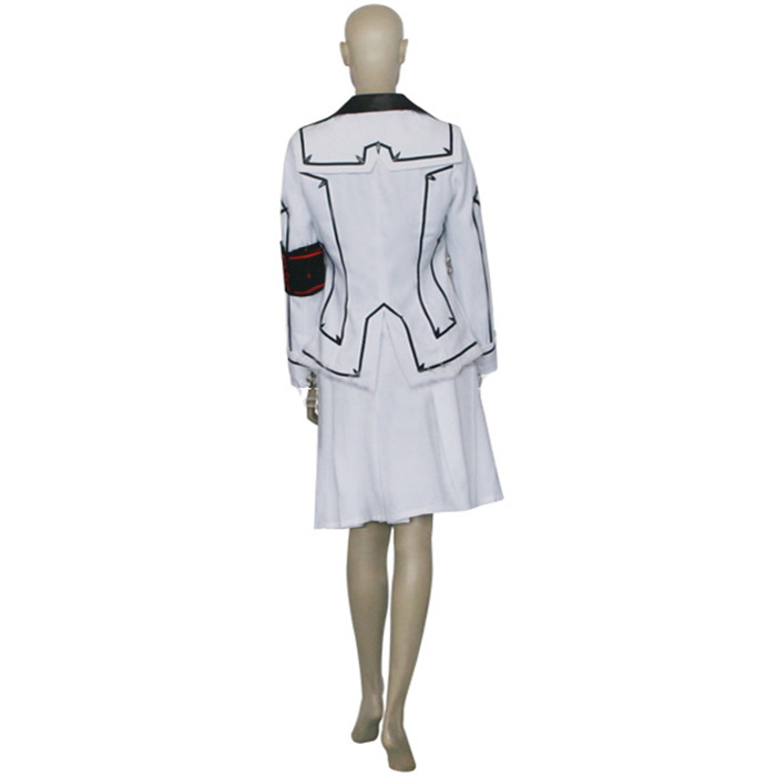 Déguisements Vampire Knight Night Class Girl Kurosu Yuuki Costume Carnaval Cosplay