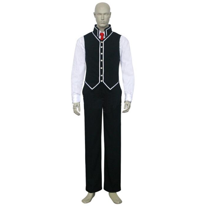 Vampire Knight Cone Health Kiryu Zero Cosplay Kostym Karneval
