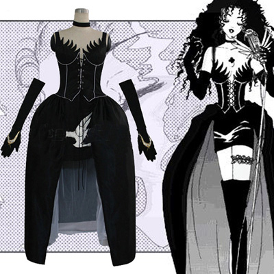 Clover Oruha Cosplay Costume Vêtements Carnaval