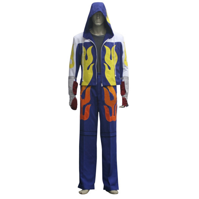 Luxury Tekken Jin Kazama Cosplay Costumes Wellington