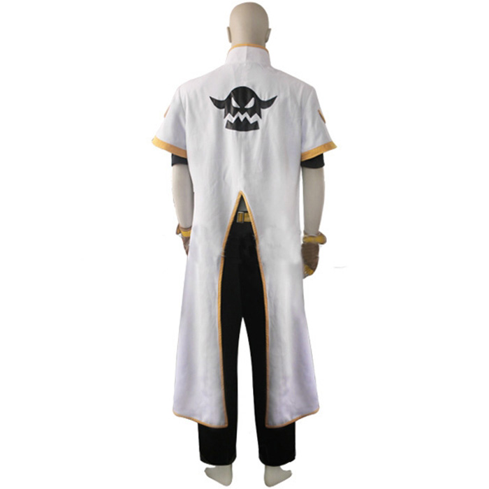 Tales of the Abyss Luke Fon Fabre Cosplay Outfits