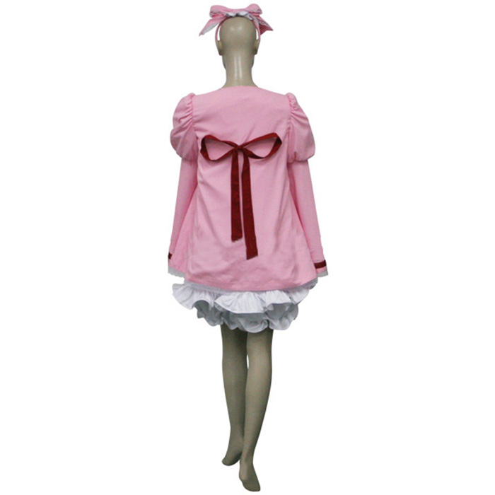 Déguisements Rozen Maiden Hinaichigo Strawberry Doll Costume Carnaval Cosplay