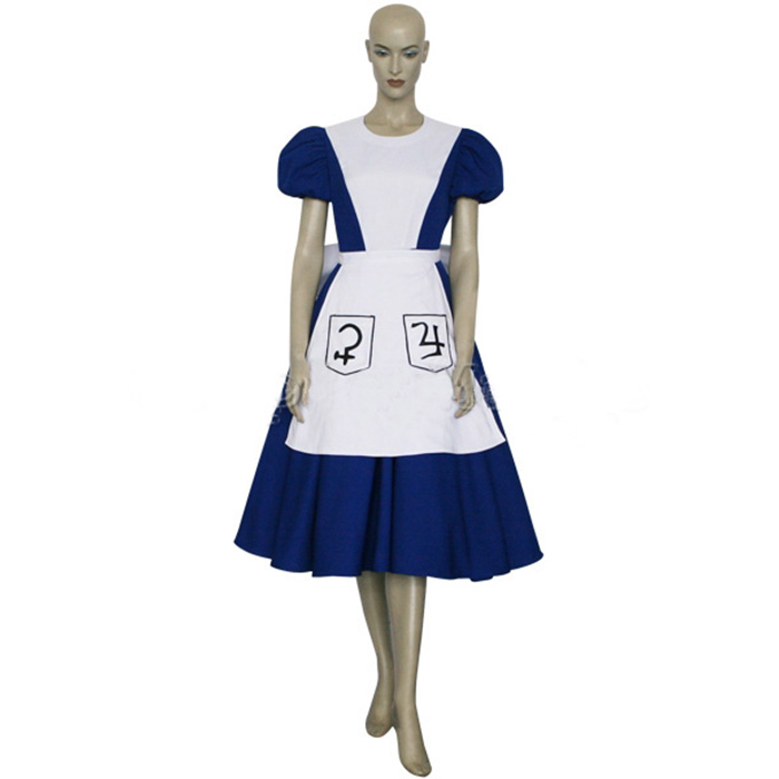 Top American Mcgee Alice Cosplay Costumes Sydney