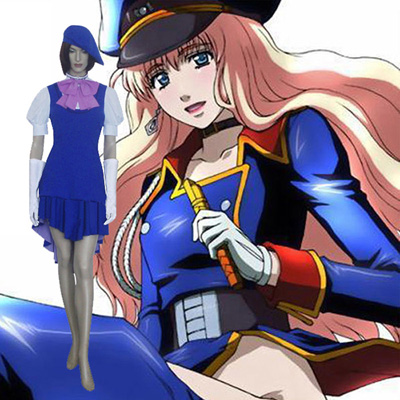 The Super Dimension Fortress Macross Sheryl Nome Cosplay asut Naamiaisasut