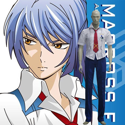 The Super Dimension Fortress Macross Saotome Cosplay asut Naamiaisasut