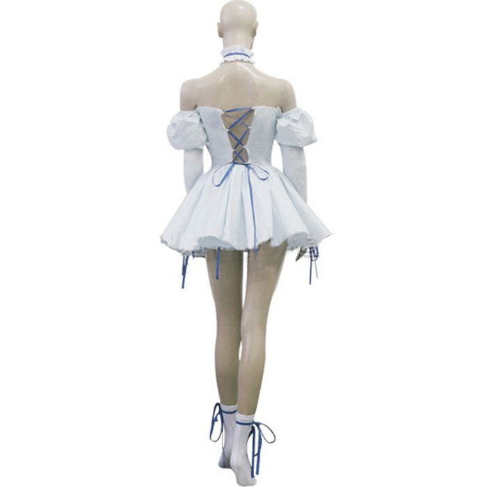 Top Chobits Chi Blue Cosplay Costumes Sydney