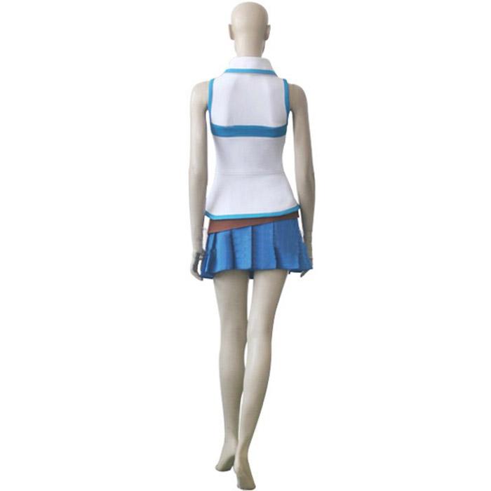 Fairy Tail Lucy Heartfilia Cosplay Jelmez Karnevál