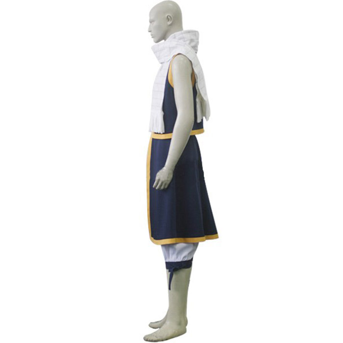 Déguisements Fairy Tail Natsu Dragneel Costume Carnaval Cosplay