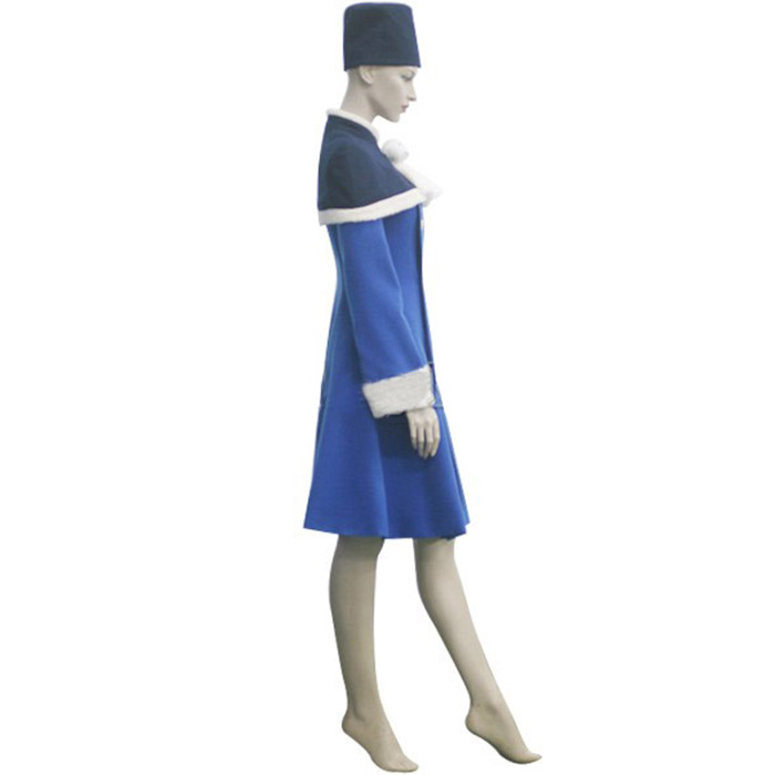 Déguisements Fairy Tail Juvia Lockser Costume Carnaval Cosplay
