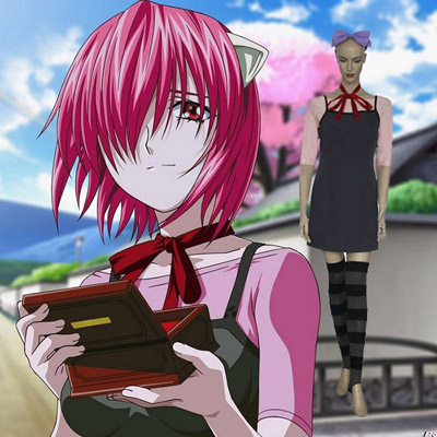 Top Elfen Lied Lucy Cosplay Costumes Sydney Cloting